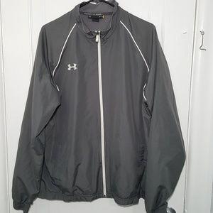 under armour jacket loose xl